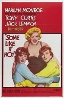 Some Like It Hot movie poster (1959) picture MOV_d6c7b182