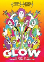 GLOW: The Story of the Gorgeous Ladies of Wrestling movie poster (2012) picture MOV_d6ca8089