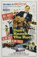 Don't Knock the Rock movie poster (1956) picture MOV_d6cd4dd6