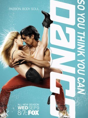So You Think You Can Dance movie poster (2005) poster MOV_d6d11fb6