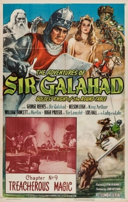 The Adventures of Sir Galahad movie poster (1949) poster MOV_d6d69710