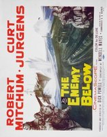 The Enemy Below movie poster (1957) picture MOV_d6e232b3