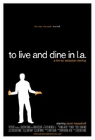 To Live and Dine in L.A. movie poster (2011) picture MOV_d6e88443