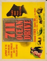 711 Ocean Drive movie poster (1950) picture MOV_d6e8ca68