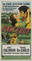 Raw Edge movie poster (1956) picture MOV_d6eadfd6