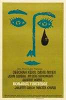 Bonjour tristesse movie poster (1958) picture MOV_d6ef9f55