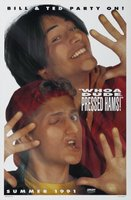 Bill & Ted's Bogus Journey movie poster (1991) picture MOV_d6f45782