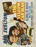 The Yellow Cab Man movie poster (1950) picture MOV_d6f514f7
