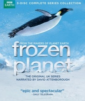 Frozen Planet movie poster (2011) picture MOV_d6fdba51
