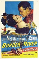 Border River movie poster (1954) picture MOV_d706b946