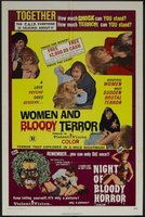 Women and Bloody Terror movie poster (1969) picture MOV_d70c71f8