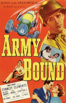 Army Bound movie poster (1952) poster MOV_d71044a1