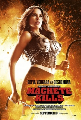 Machete Kills movie poster (2013) poster MOV_d710721b
