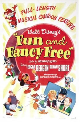 Fun and Fancy Free movie poster (1947) poster MOV_d718b28a