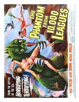 The Phantom from 10,000 Leagues movie poster (1955) picture MOV_7fafe183