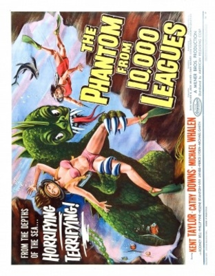 The Phantom from 10,000 Leagues movie poster (1955) poster MOV_d72cf587