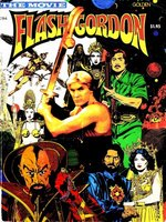 Flash Gordon movie poster (1980) picture MOV_d7309582