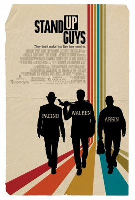 Stand Up Guys movie poster (2013) poster MOV_d730b1c4