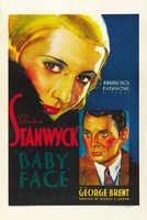 Baby Face movie poster (1933) picture MOV_d736250d