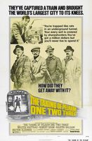 The Taking of Pelham One Two Three movie poster (1974) picture MOV_417a09f0