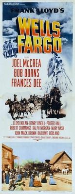 Wells Fargo movie poster (1937) poster MOV_d73dce5c