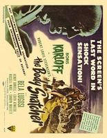 The Body Snatcher movie poster (1945) picture MOV_d73e8db7