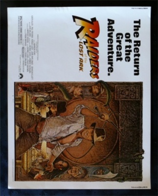 Raiders of the Lost Ark movie poster (1981) poster MOV_d74147c0