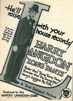 Long Pants movie poster (1927) picture MOV_d7465d67