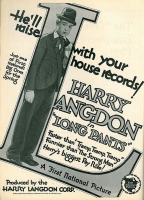 Long Pants movie poster (1927) poster MOV_d7465d67