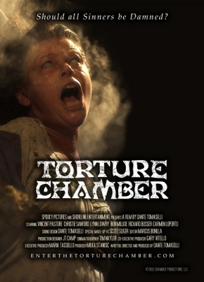 Torture Chamber movie poster (2012) poster MOV_d748686e