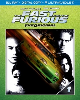 The Fast and the Furious movie poster (2001) poster MOV_d74c7107