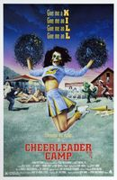 Cheerleader Camp movie poster (1987) picture MOV_d74d144e