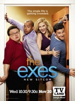 The Exes movie poster (2011) picture MOV_d754f6a3