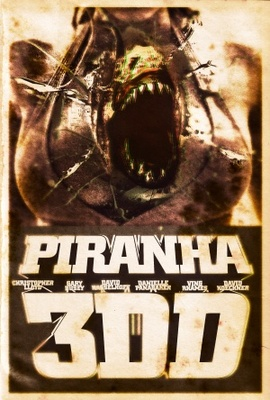 Piranha 3DD movie poster (2011) poster MOV_d757e6e2