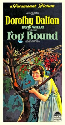 Fog Bound movie poster (1923) poster MOV_d7581699