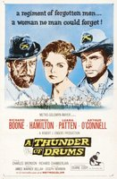 A Thunder of Drums movie poster (1961) picture MOV_d75a6c30
