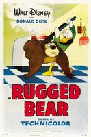 Rugged Bear movie poster (1953) picture MOV_d7629291