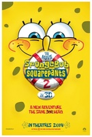 SpongeBob SquarePants 2 movie poster (2014) picture MOV_d76e84cc