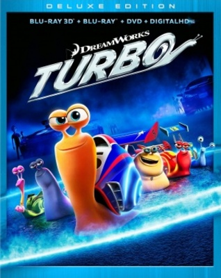 Turbo movie poster (2013) poster MOV_d76f7e49