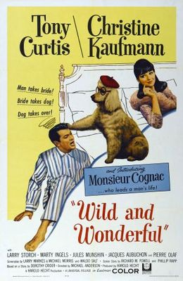 Wild and Wonderful movie poster (1964) poster MOV_d7700e0e