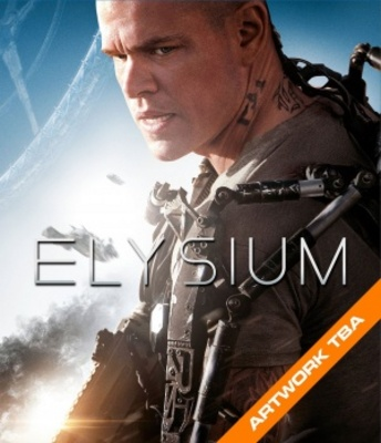 Elysium movie poster (2013) poster MOV_d7717da1