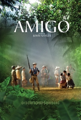 Amigo movie poster (2010) poster MOV_d7726a20