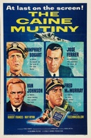 The Caine Mutiny movie poster (1954) picture MOV_d77a8d88