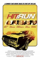 Hit and Run movie poster (2012) picture MOV_d77fc616