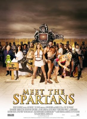 Meet the Spartans movie poster (2008) poster MOV_d78756e2