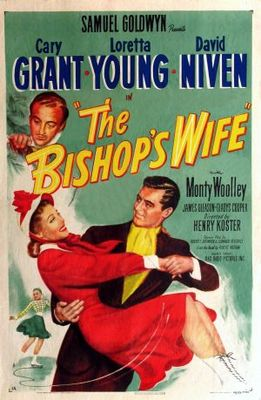The Bishop's Wife movie poster (1947) poster MOV_d7896ace