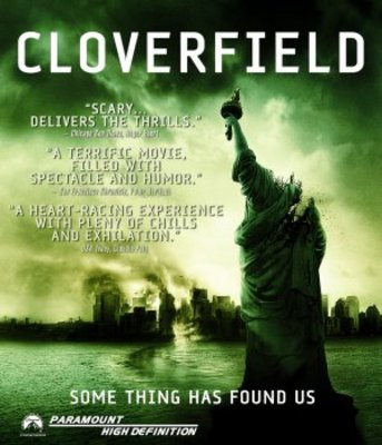 Cloverfield movie poster (2008) poster MOV_d78c56c1