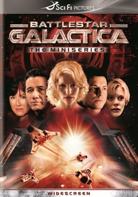 Battlestar Galactica movie poster (2003) poster MOV_d78d455d