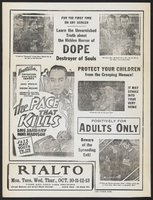 The Pace That Kills movie poster (1935) picture MOV_03ca2535