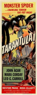 Tarantula movie poster (1955) poster MOV_d7900afa